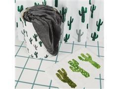 Tapete Mor Cactus - 2