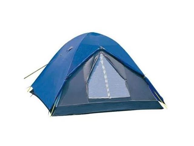 Barraca de Camping Nautika Fox para até 6 Pessoas