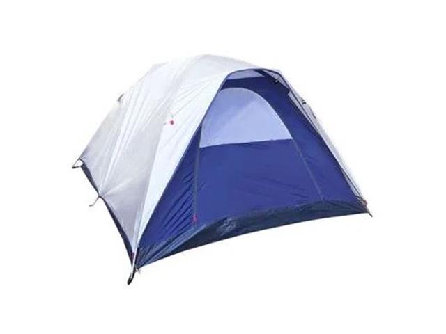 Barraca de Camping Nautika Dome para até 4 Pessoas