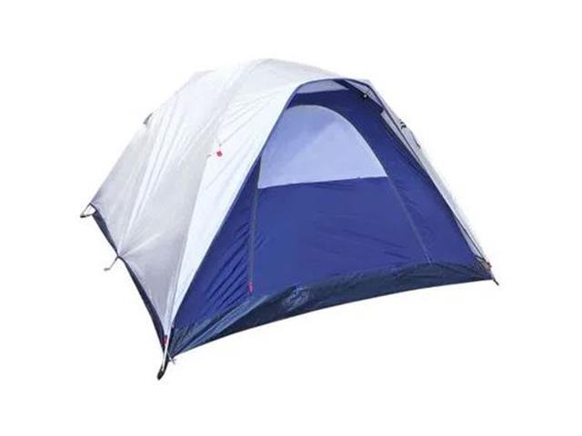 Barraca de Camping Nautika Dome para até 6 Pessoas