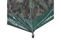 Barraca de Camping Nautika Kongo Camuflada para até 3 Pessoas - 2