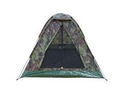 Barraca de Camping Nautika Kongo Camuflada para até 3 Pessoas - 1