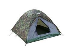 Barraca de Camping Nautika Selvas Camuflada para até 4 Pessoas