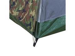 Barraca de Camping Nautika Selvas Camuflada para até 4 Pessoas - 3
