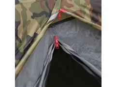 Barraca de Camping Nautika Selvas Camuflada para até 4 Pessoas - 5