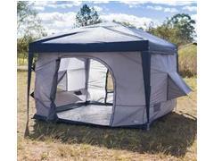 Barraca para Tenda Nautika Transform 5/6 Pessoas 3x3m - 1