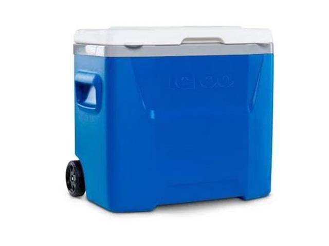 Caixa Térmica Igloo Laguna 28QT com Rodinhas de 26 Litros Azul
