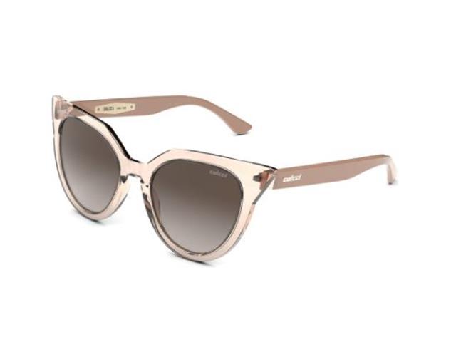Óculos de Sol Colcci C0158 Marrom Lente Marrom Degradê