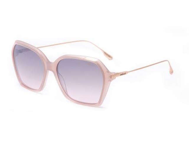 Óculos de Sol Colcci C0159 Rosa Lente Cinza Degradê Rosa Flash