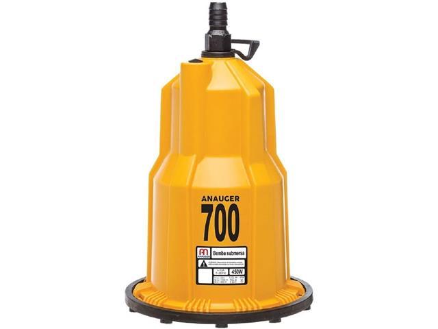 Bomba Submersa Anauger 700 5G