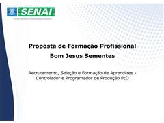 Assessoria técnica desenvolvimento das atividades inclusivas - SENAI