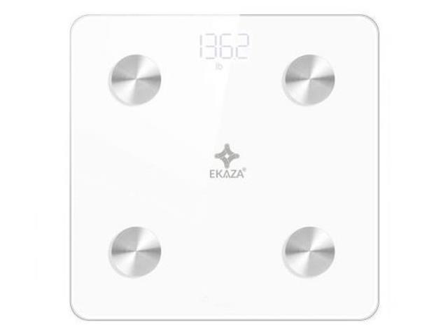 Balança Bioimpedância Gordura Corporal Digital Ekaza Inteligente 180Kg