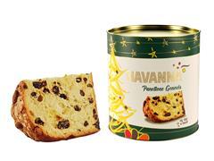 Panettone Havanna Lata Pan Dulce Genovês com Frutas 500g