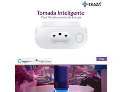 Tomada Inteligente Ekaza 16A Desliga e Liga Via Aplicativo - 2