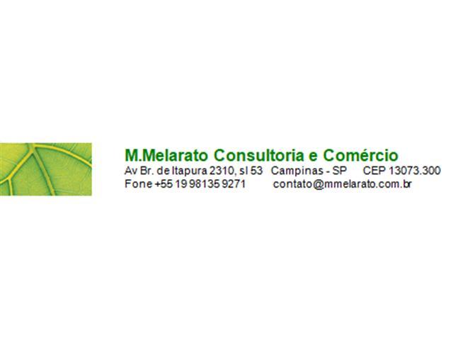 Consultoria técnica e comercial - M.Melarato