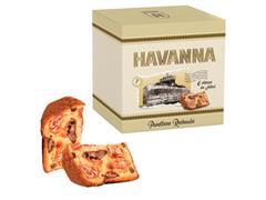 Combo 18 Panettones Havanna Duplo Recheio Choc e Doce de Leite 700G