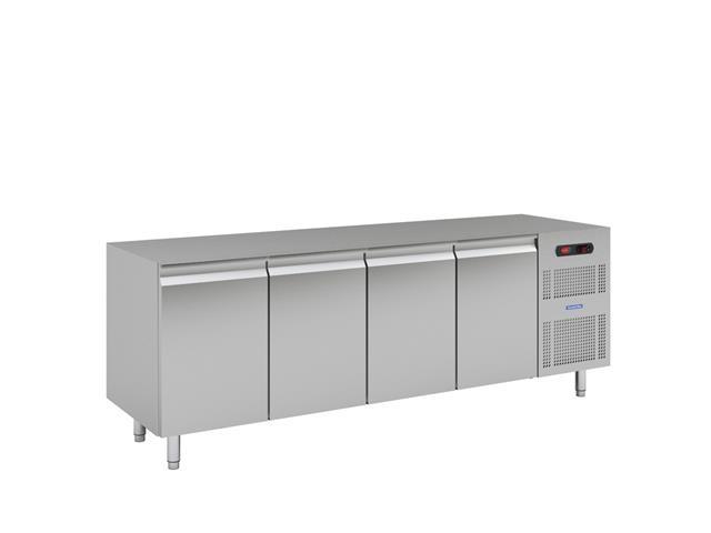 Balcão Freezer Tramontina TXMG3047-60 Sem Tampo 4 Portas Inox 220V