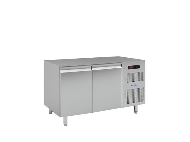 Balcão Freezer Tramontina Sem Tampo 2 Portas Inox 220V