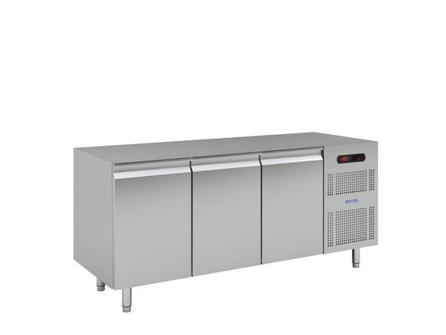 Balcão Freezer Tramontina TXMG3027-60 Sem Tampo 3 Portas Inox 220V