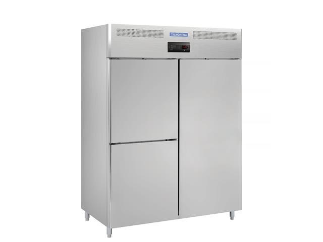 Congelador Freezer Vertical Tramontina Profissional Inox 220V