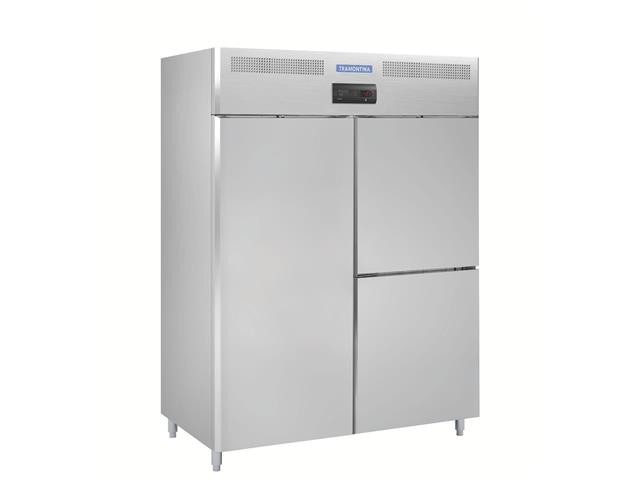 Refrigerador FrostFree Tramontina Profissional Inox 150x80cm 220V