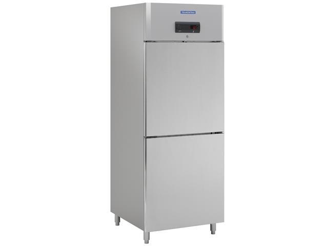 Congelador Freezer  Tramontina Profissional 1 Portas Bipartidas 220V