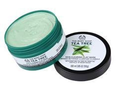 Máscara Facial The Body Shop Tea Tree 100Ml - 1