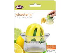 Mini Espremedor Chef´N Juicester Jr para Laranjas e Limões - 3