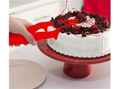 Pá para Bolos e Tortas Prana Vermelha - 1