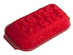Forma de Silicone Bouquet Silikomart Vermelha