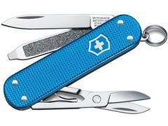 Canivete Victorinox Classic Alox Azul Limited Edition