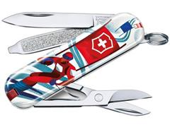 Canivete Victorinox Classic SD Ski Race Edição Limitada 2020