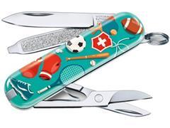 Canivete Victorinox Classic SD Sports World Edição Limitada 2020