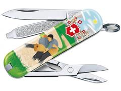 Canivete Victorinox Classic SD Swiss Wrestling Edição Limitada 2020