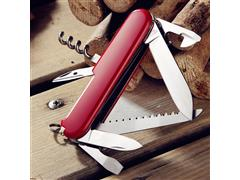 Canivete Victorinox Camper Vermelho - 2