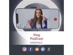 Suporte para Smartphone Vivitar Ring Light com Controle e Powerbank - 3