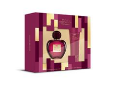 Kit Perfume Antonio Banderas Her Secret Temptation EDT + Hidratante