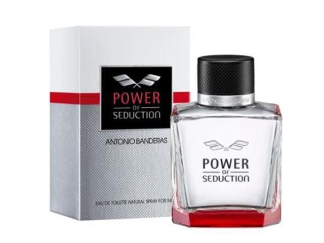 Perfume Antonio Banderas Power of Seduction Eau de Toilette Masc 200ML