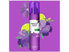Body Mist  Benetton Fabulous Purple Violet Feminino 236ML - 1