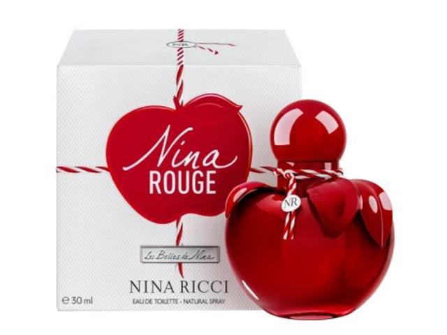 Perfume Nina Ricci Nina Rouge Eau de Toilette Feminino 30ML