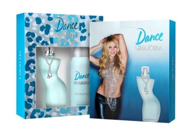 Kit Perfume Shakira Dance Diamonds EDT + Desodorante Corporal