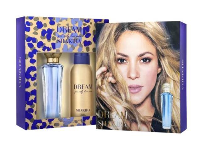 Kit Perfume Shakira Dream EDT + Desodorante Corporal