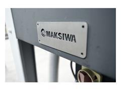Coletor de Pó Maksiwa CPD/3.S 3 Bocas 2 Reservatórios Motor Trifásico - 5