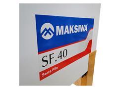 Serra fita Volante 400MM Maksiwa com Motor Monofásico - 2