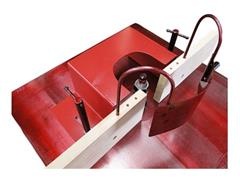 Tupia Ferro Fundido 70x70cm Maksiwa com Motor Monofásico - 1