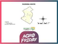 Curvas de Nível com DRONE E RTK - Agroservice