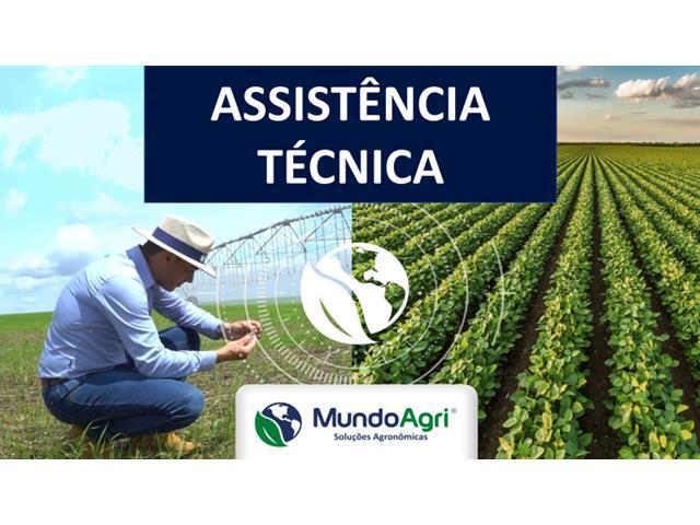 Assistência Técnica - Mundo Agri