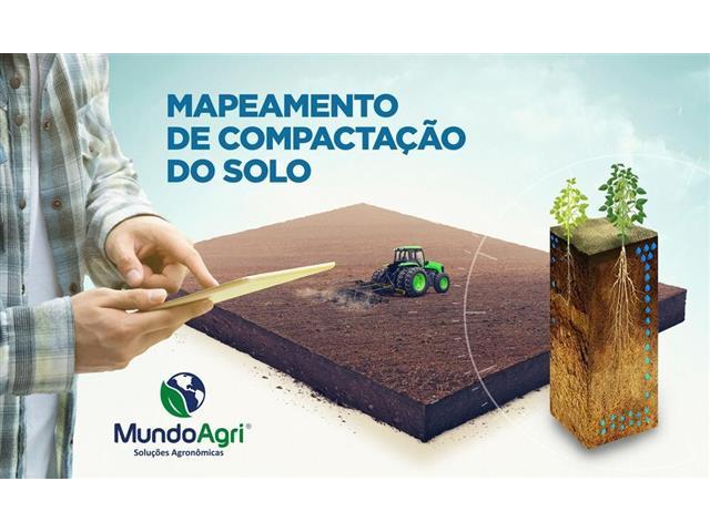 Compactação -Mapeamento de solo - Mundo Agri