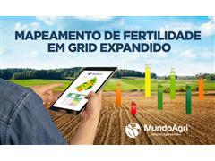Mapeamento do Solo Grid Expandido 30 ha - Mundo Agri