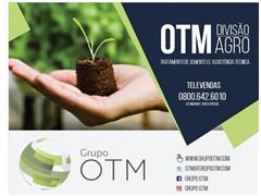 Tratamento de sementes profissional on farm - OTM